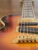 1269电吉他装货 免版税图库摄影