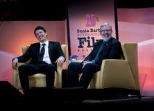 127 Stunden Oscar ernannter Stern, James Franco Stockbild