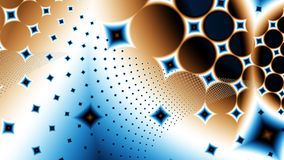 12h fractal Fotografia Stock