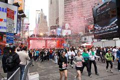 12mo EIF REVLON dirigido/caminata para las mujeres, NY Fotografía de archivo libre de regalías