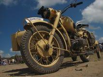 12mo Reunión militar en DarÅowo Fotos de archivo libres de regalías
