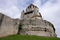 12th århundradefästning Royaltyfri Fotografi