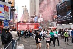 12th женщины прогулки бега revlon eif ny Стоковая Фотография RF