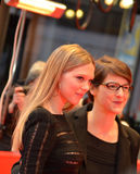 12th 2012 berlin februari leaseydoux Arkivbild
