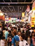 12th anicom spelar Hong Kong Arkivbilder