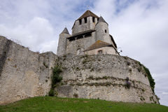 12th century fortress, UNESCO heritage Royalty Free Stock Photography