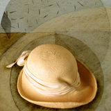 13个帽子 免版税库存图片