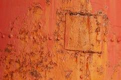 13剥落的油漆 库存图片