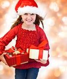 13圣诞老人 免版税库存照片