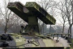 13支空军地鼠sa导弹 免版税库存照片