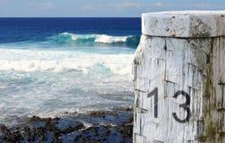 13海洋 免版税库存照片