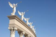 13罗马雕象 免版税库存图片