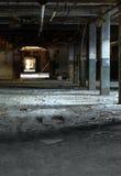 13 övergiven fabrik Arkivbild