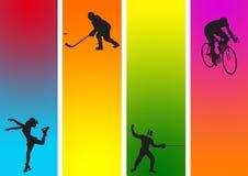 13 αθλητισμός Απεικόνιση αποθεμάτων