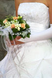 13 σειρές γαμήλιες Στοκ φωτογραφία με δικαίωμα ελεύθερης χρήσης