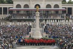13 2009 Fatima mogą santuary zdjęcie royalty free