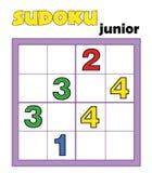 13 96 gier sudoku Fotografia Stock
