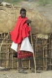 13 afrikanska folk Royaltyfria Foton
