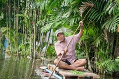 13 bangkok sep thailand Royaltyfri Fotografi