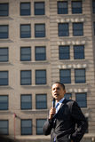 13 baracka Obamy Zdjęcia Stock