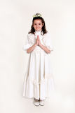 13 communion pierwszy Zdjęcia Royalty Free