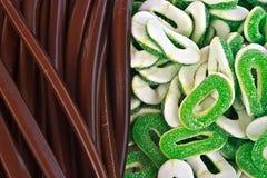 13 cukierki Obrazy Royalty Free