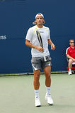 13 feliciano卢佩茨西班牙星形网球 免版税库存照片
