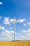 13 gospodarstw rolnych wiatr Zdjęcie Royalty Free