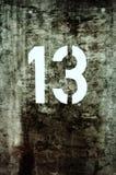 13 grunge 免版税库存图片