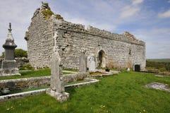 13. Jahrhundert Carron Kirche Lizenzfreies Stockbild