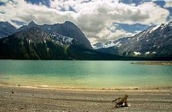 13 jeziora Kananaskis górne Fotografia Royalty Free