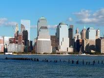 13 Manhattan inférieure Images stock