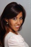 13 piękny headshot Latina Obrazy Stock