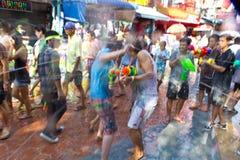 13 songkran празднества 2012 -го в апреле bangkok Стоковые Фотографии RF