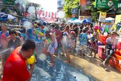 13 songkran празднества 2012 -го в апреле bangkok Стоковое фото RF