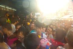 13 songkran празднества 2012 -го в апреле bangkok Стоковые Изображения RF