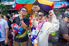 13 songkran празднества 2012 -го в апреле bangkok Стоковые Фото