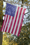 13-Star Flag Royalty Free Stock Photos