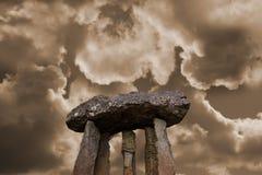 13 starożytnego kamienia Fotografia Stock