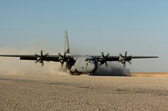 Γ-130 Hercules Στοκ Φωτογραφίες