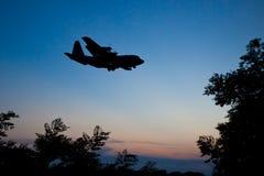 130 γ Hercules lockheed Στοκ εικόνες με δικαίωμα ελεύθερης χρήσης