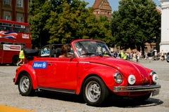 1303 ścig 1978 cabrio ls Volkswagen Obraz Royalty Free