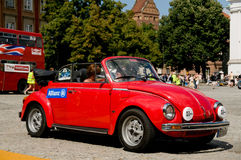1303 1978 utskjutande cabrio ls volkswagen Royaltyfri Bild
