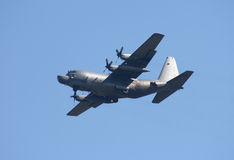130h το MC Hercules lockheed Πολεμικής Αερο&p Στοκ Εικόνα