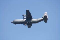 130j 30航空c强制团结的洛克希德马丁公司&# 库存图片