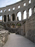 1322Amphitheatrepula Royalty Free Stock Photo