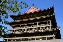 1380 c瓷鼓塔XI 库存图片