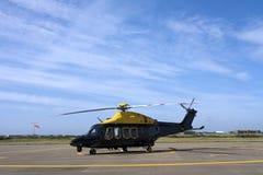 139新的直升机 免版税库存照片
