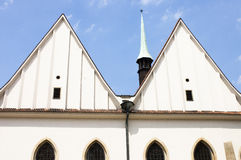 1391年betlem修建了教堂 免版税库存照片
