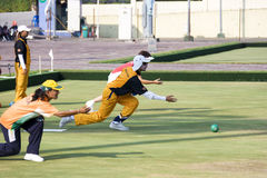 13th Asia Pacific Bowls Championship 2009 Stock Images